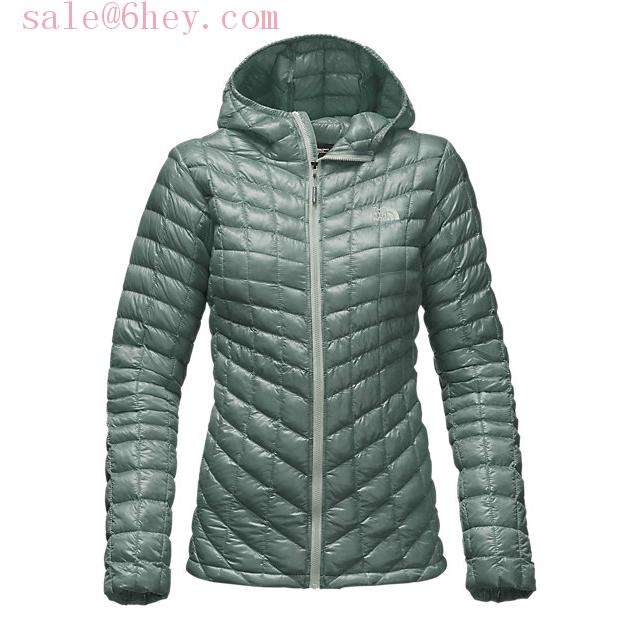 moncler classic padded jacket