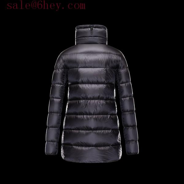 red moncler bubble coat